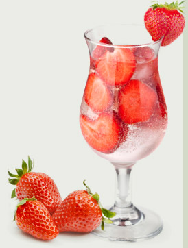 fizzy fruit drink recipes